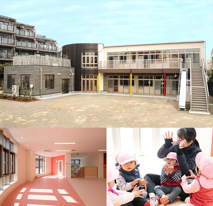 中野島のはら保育園 イメージ画像